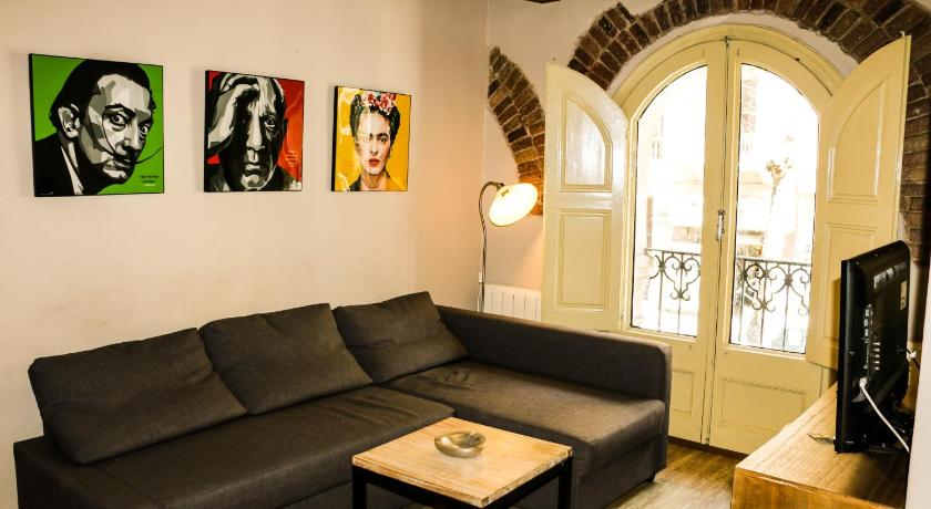 Charming Apartment in Barcelona Center - Barcelona