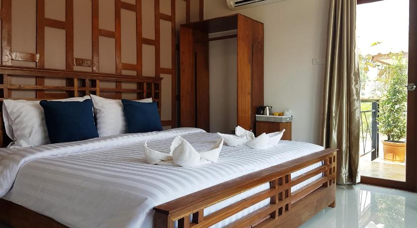 Standard Double Room Slow Life Sabaidee Pai Bed and Breakfast