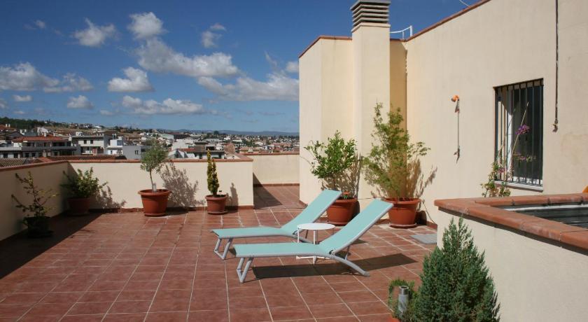 Atico Con Gran Terraza Apartment La Zubia Deals Photos