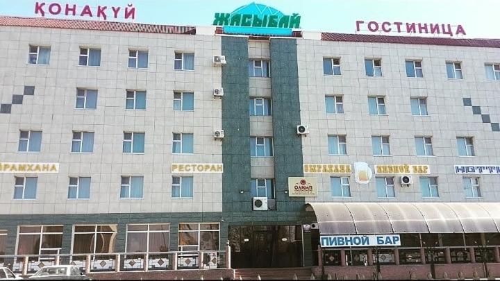 Best time to travel Astana Zhassybi Hotel