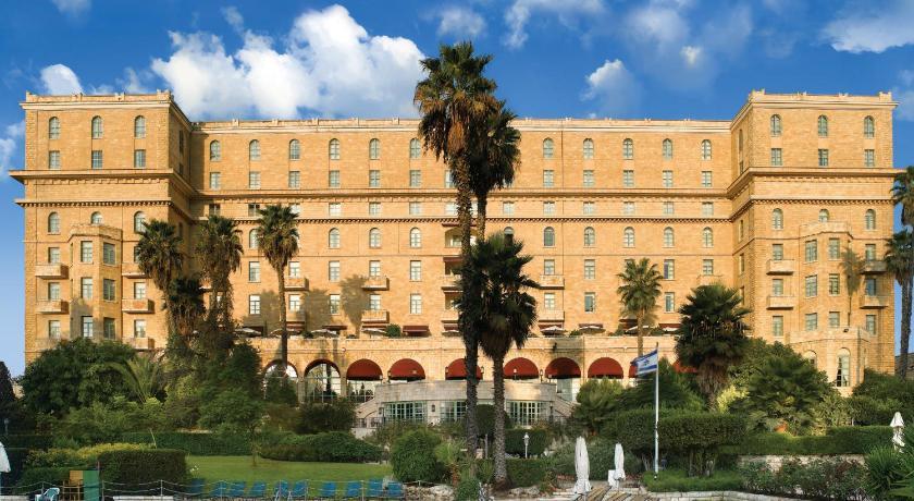 Best time to travel West Jerusalem King David Hotel Jerusalem