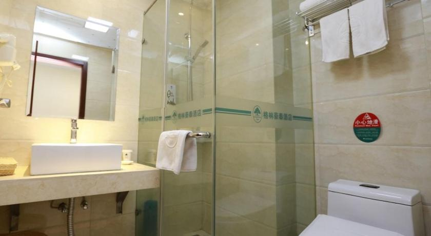 GreenTree Inn Jiansu Nantong Tongzhouwan Huanghe Road Business Hotel