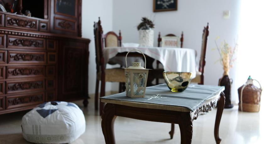 Best time to travel Greece Anastasia flat Chania