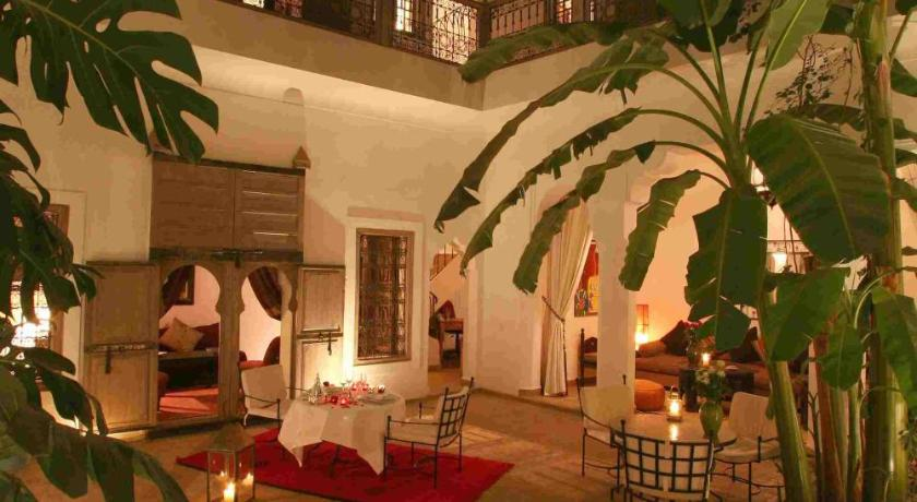 Best time to travel Morocco Riad Altair