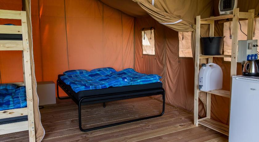Safari tent at Camping Village Sy