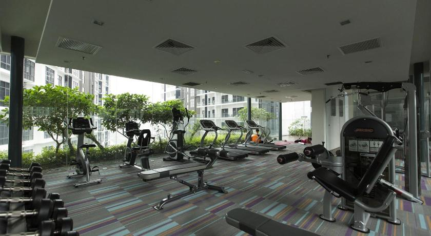 Mix Dormitory @ Summer Suite KLCC