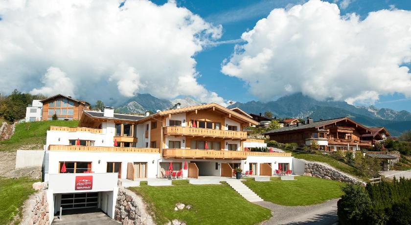 Mais sobre AlpenParks Appartements