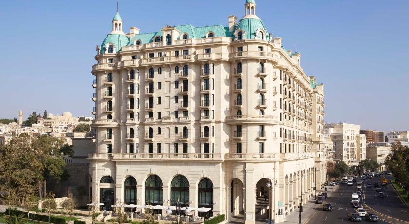 Best time to travel Baku Four Seasons Hotel Baku