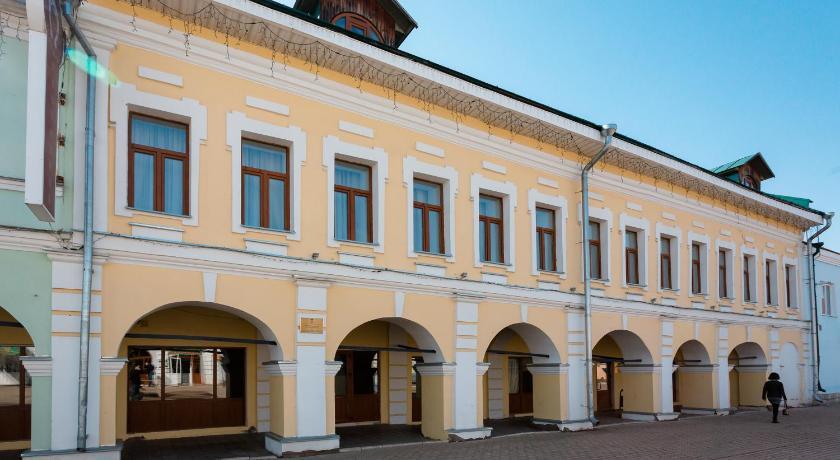 Russkoe Podvorie in Rostov - Room Deals, Photos & Reviews