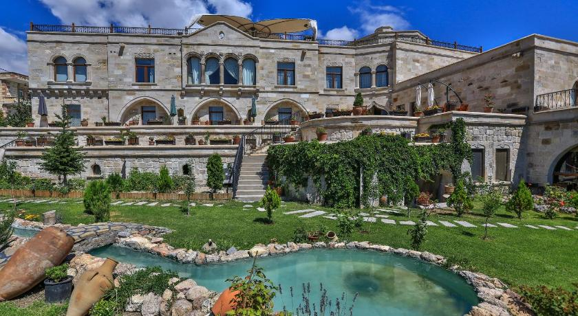 Best time to travel Kayseri Goreme Inn Hotel