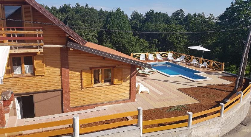 Family friendly house with a swimming pool Ogulin (Karlovac) - 15204