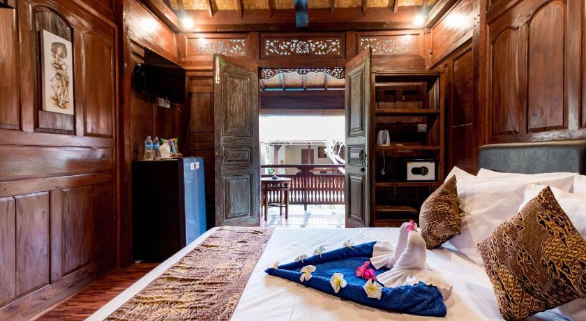 Kamar penginapan di The Amelya Hotel and Villa Gili Air