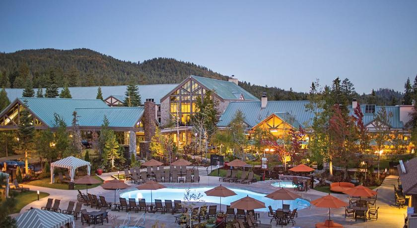 Best time to travel United States Tenaya Lodge at Yosemite
