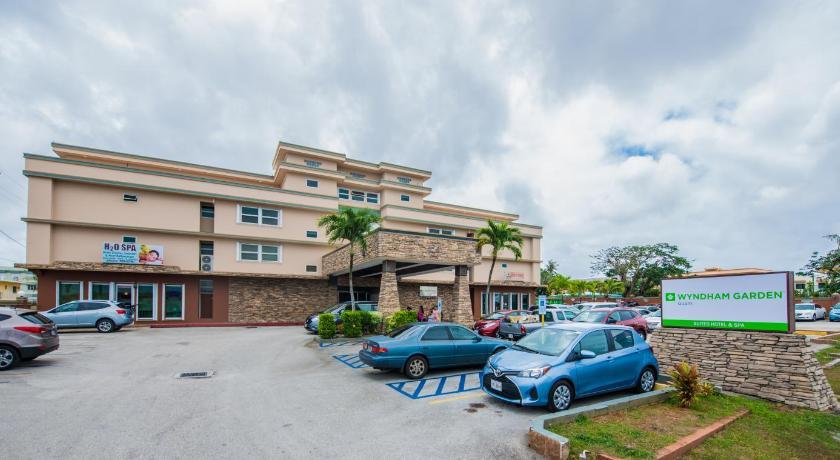 Best time to travel Tamuning Wyndham Garden Guam