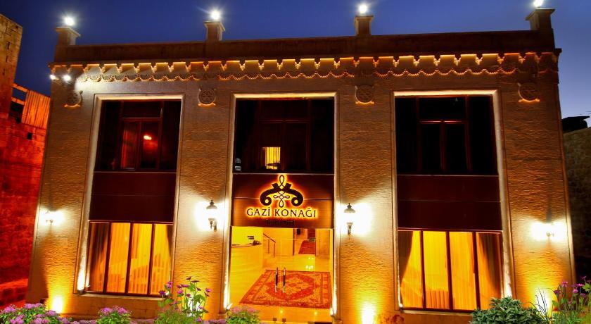 Best time to travel Turkey Gazi Konagi Butik Hotel
