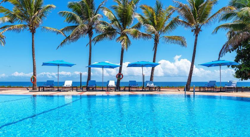Best time to travel Dar es Salaam Sea Cliff Hotel