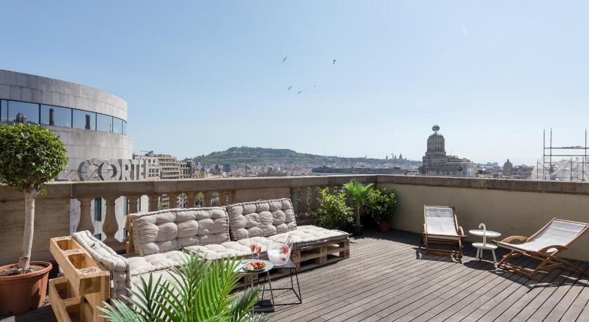 Unique Rentals - Placa Catalunya Central Apartments - Barcelona