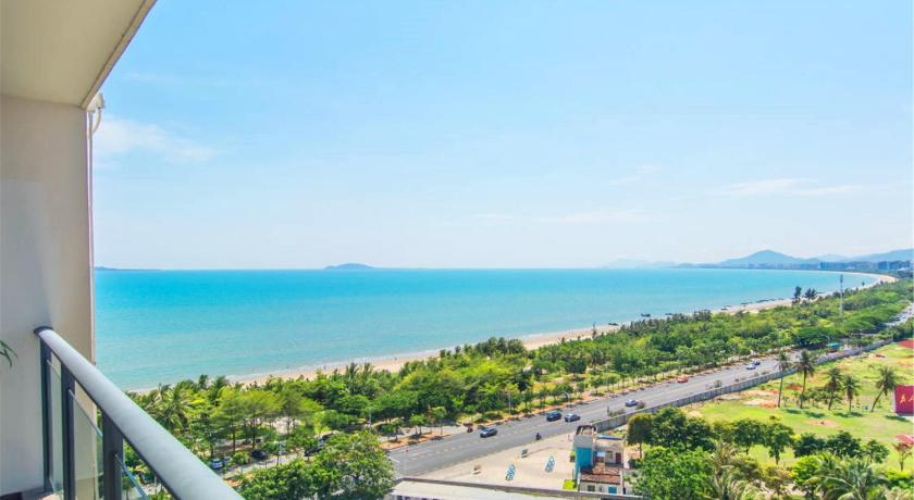Sanya Good to Meet You Sea View Holiday Apartment(Ocean mansion branch)