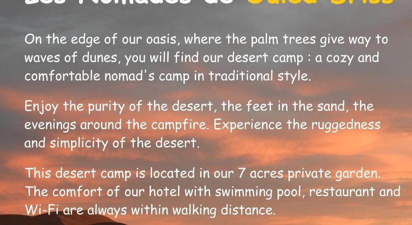 Salotto Morocco Carrefour.Bivouac Carrefour Des Nomades Prezzi Foto Recensioni