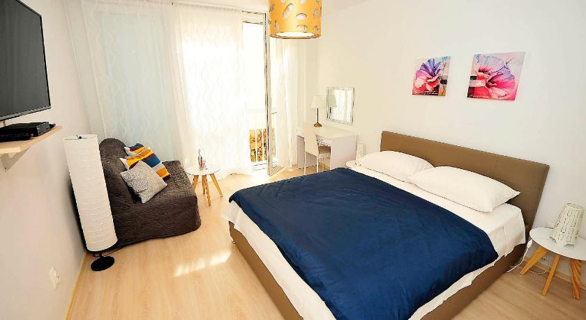 Best time to travel Croatia Apartment Ravkin