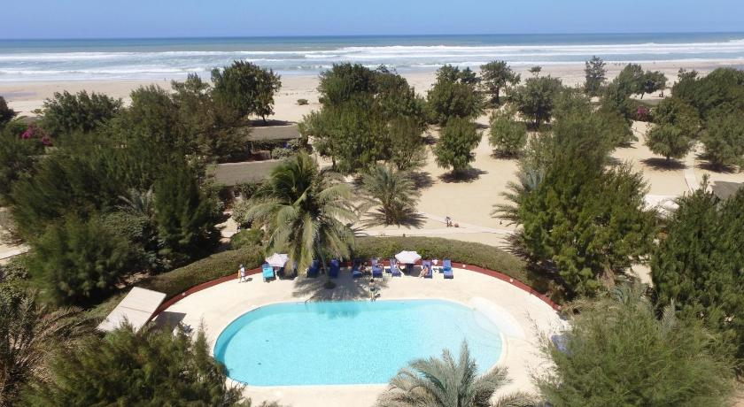 Best time to travel Senegal Hôtel Mermoz
