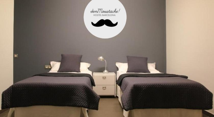 Don Moustache Boutique Hostel - Barcelona