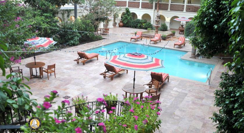 Best time to travel United States La Posada Hotel