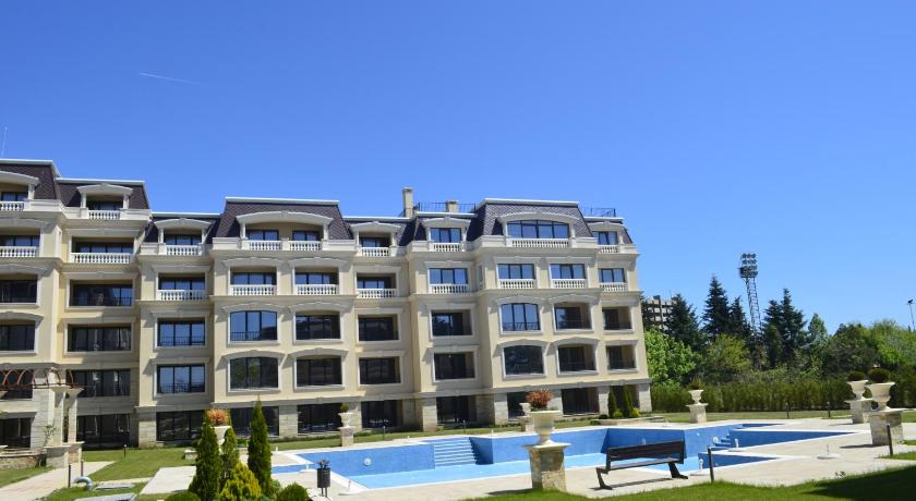 Appartamento Luxury Apartment 85 in Carpe Vita complex