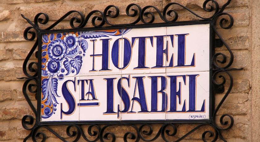 Best time to travel Toledo Hotel Santa Isabel