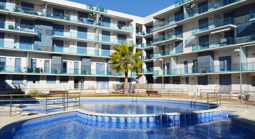 Apartamiento Esquirol Beach Glorieta