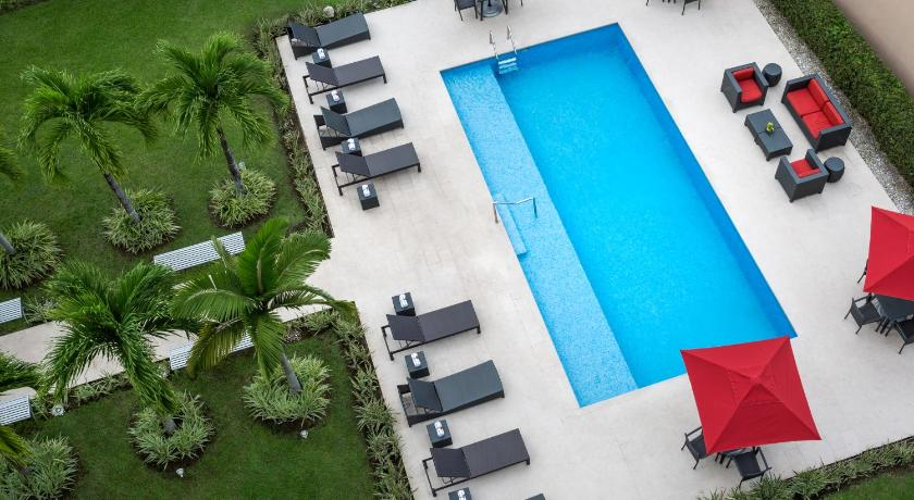 Best time to travel San Miguelito Courtyard by Marriott Panama Metromall