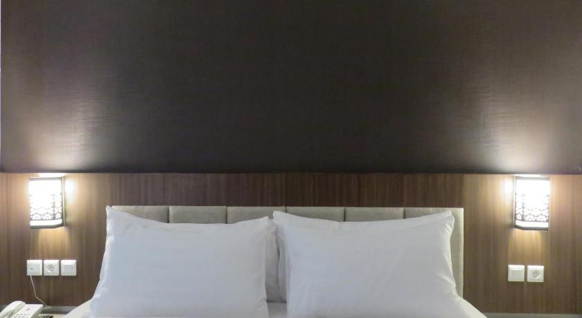 Fasilitas kamar Hotel Horison Pasuruan