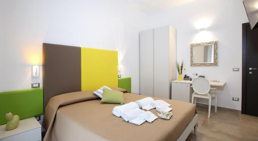 Deluxe Double or Twin Room with Balcony Dimora Don Luigi