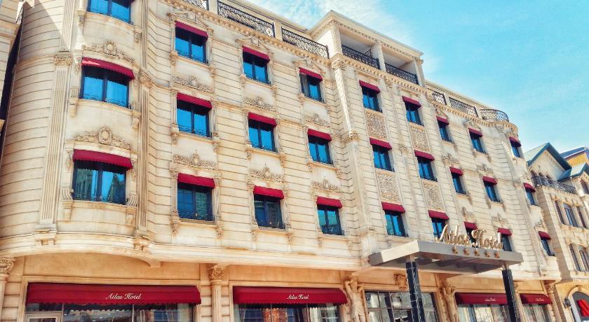 Atlas Hotel Baku Baku Ceny I Otzyvy Na Agoda