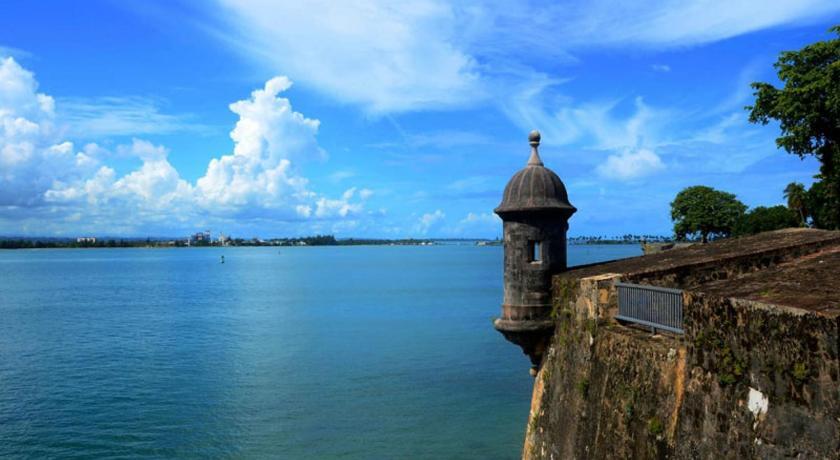 Best time to travel San Juan OLD SAN JUAN LUXURY APARTMENT 2 VERY WALKABLE