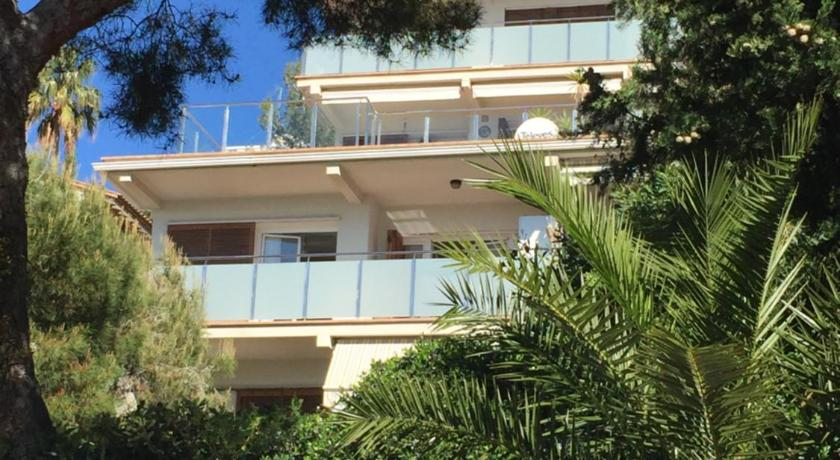 Mimosa Seaview apartment Sitges