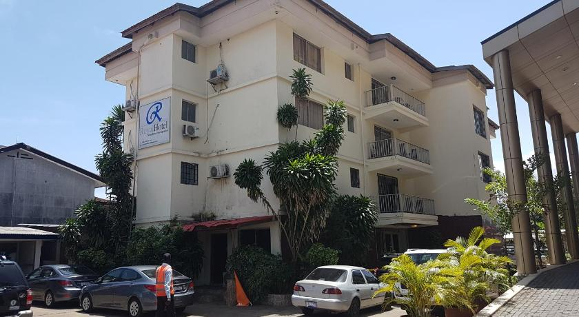 Best time to travel Monrovia Royal Hotel