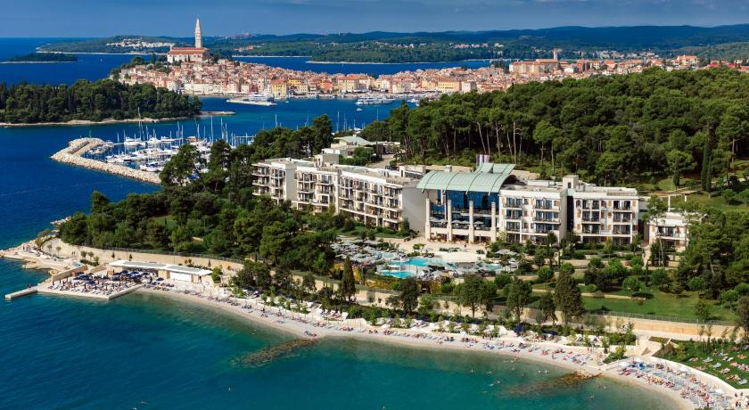 Best time to travel Rovinj Hotel Monte Mulini