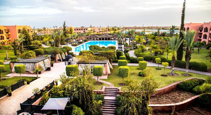 Best time to travel Morocco Kenzi Menara Palace & Resort All Inclusive