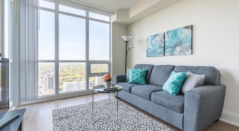 Best time to travel Toronto Premium Suites - Furnished Apartment Midtown - Yonge / Eglinton