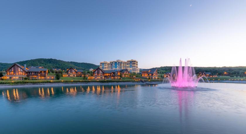 Best time to travel Azerbaijan Quba Palace Hotel