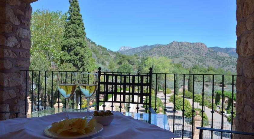 Best time to travel Murcia Jardines de La Santa