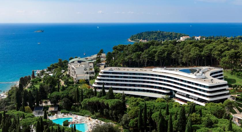 Best time to travel Rovinj Hotel Lone