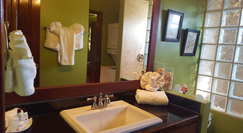 Deluxe Suite with Sea View Tres Cocos Resort