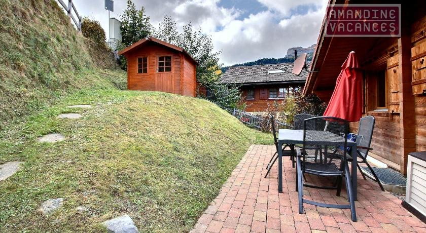 Three-Bedroom Chalet with Private Garden