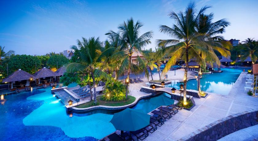 Best time to travel Indonesia Hard Rock Hotel Bali