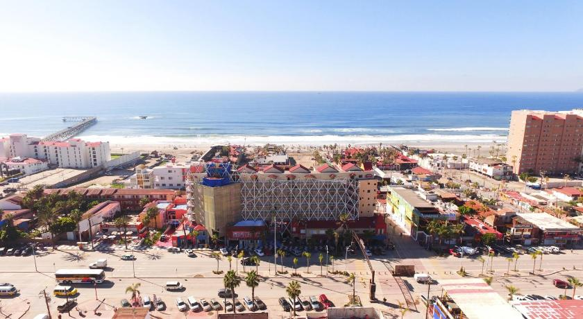 Best time to travel Mexico Hotel Festival Plaza Playas Rosarito