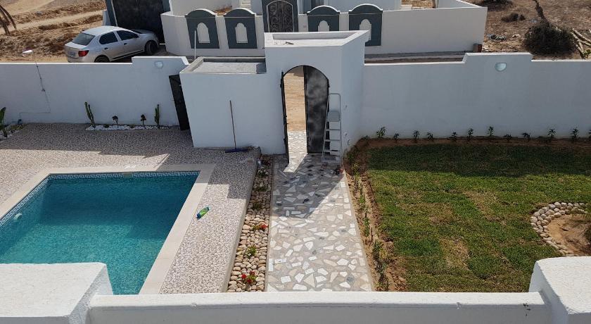 Best time to travel Tunisia Villa avec piscine a Midoun Djerba