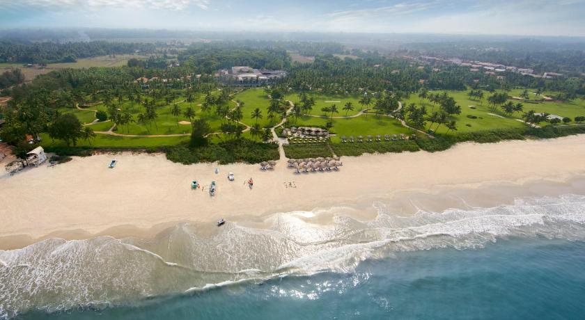 Best time to travel India Taj Exotica Resort & Spa, Goa