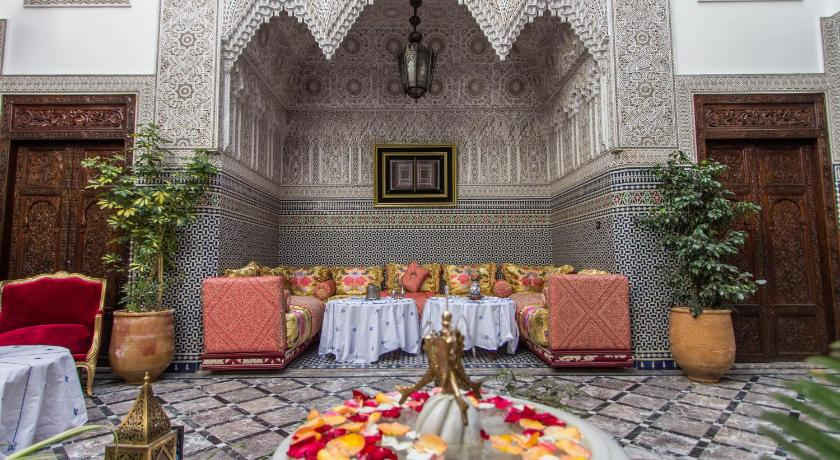 Best time to travel Morocco Riad Al Pacha